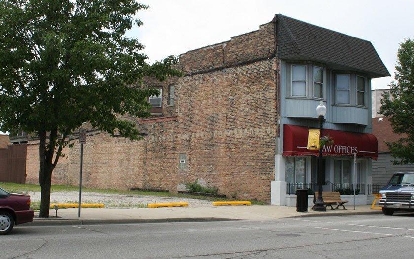 Vavrek Building 2008